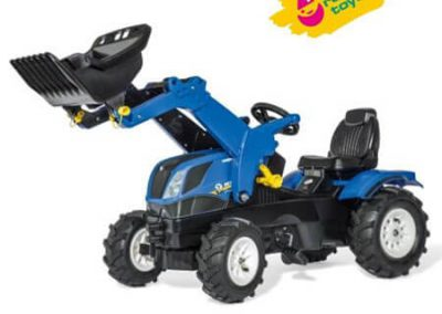 Rolly Pedal Tractor Toys